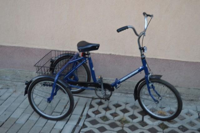 """Eladva !  jó állapotú használt 20"""" tricikli"""