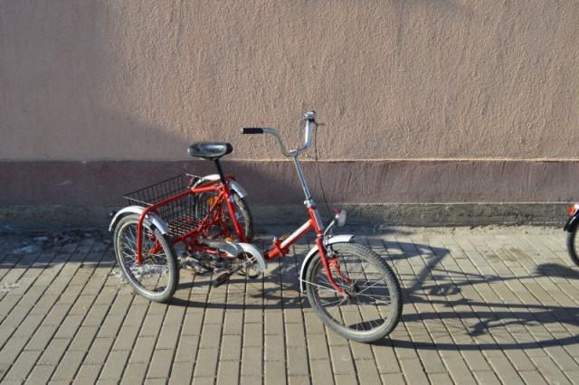 """használt 20""""tricikli eladó"""