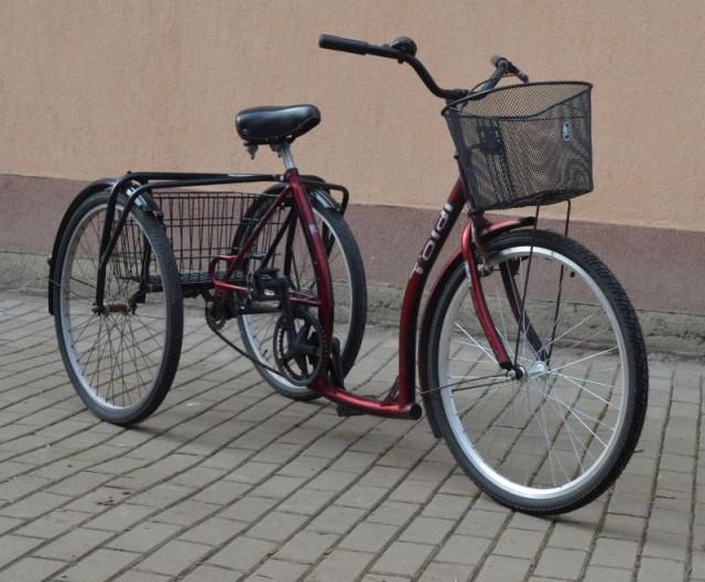 """használt 26""""  Cvázas tricikli eladó"""